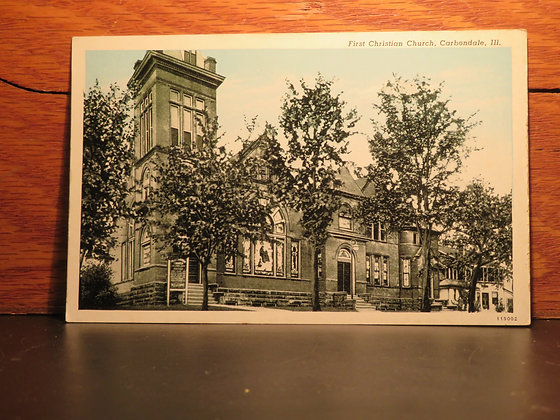 First Christian Church, Carbondale, Illinois