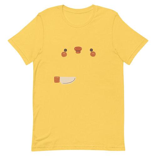 duck face shirt