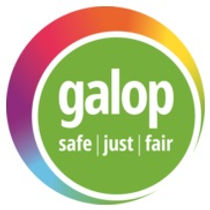 Galop_-_self_contained_logo_whiteshadow_