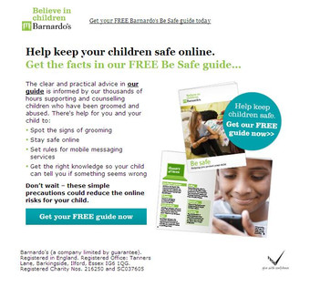 Free guide: Keep your children safe online