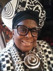 Dr. Mama Deborah Pierce-Fakunle, Mentor