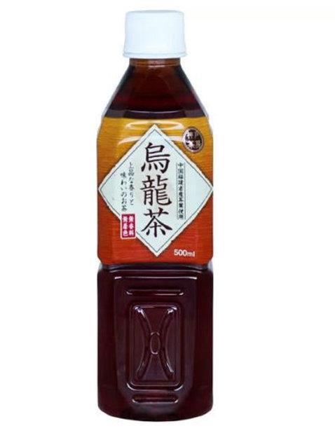 우롱차 500ml, chá oolong kobe sabo