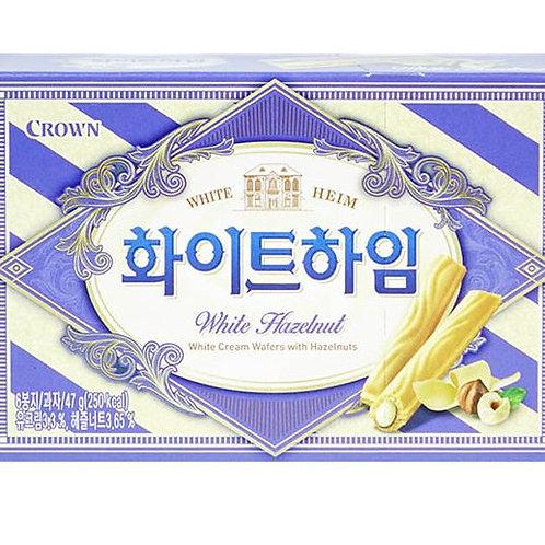 크라운 화이트하임 47g, Crown White Heim