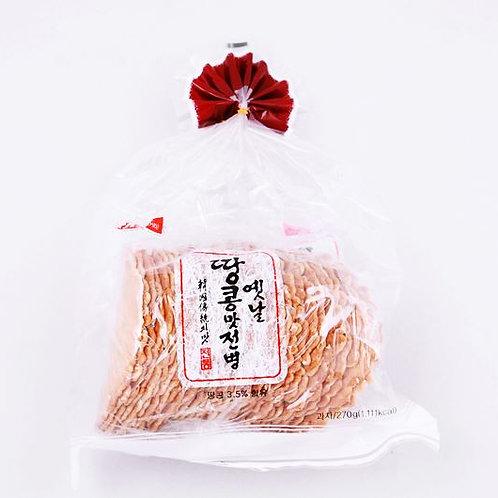 옛날땅콩맛전병 250g, Jeonbyeong de amendoim Arirang 250g