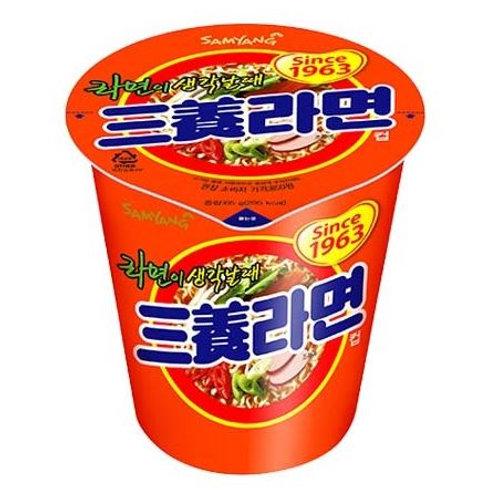 삼양 컵라면 65g, Samyang Ramen copo