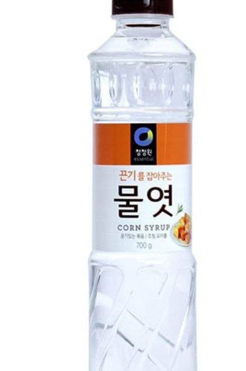 청정원 물엿 700g, Xarope de milho 700g Chungjungone