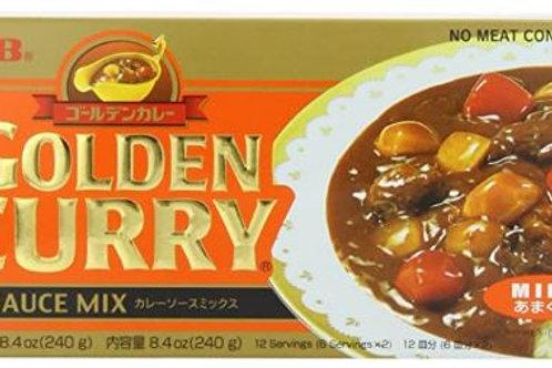 일본 골든카레 순한맛 200g, Golden Curry mild 200g