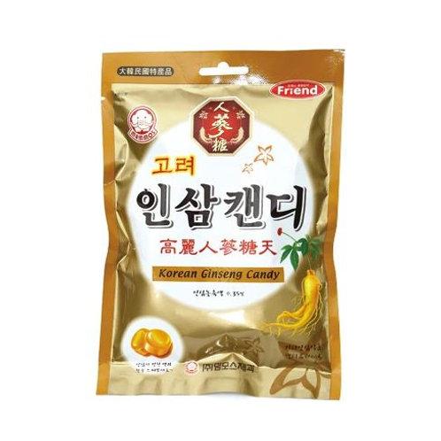 맘모스 고려인삼캔디 100g, Doce de Ginseng Coreano