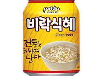 팔도 비락식혜 238ML, SICHYE ponche de arroz 238ml