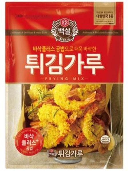 백설 튀김가루 500g, Mistura para fritar (baegseol)