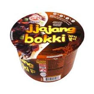 오뚜기 짜장볶이 컵 120g,  Jjajang bokki(copo) 120g