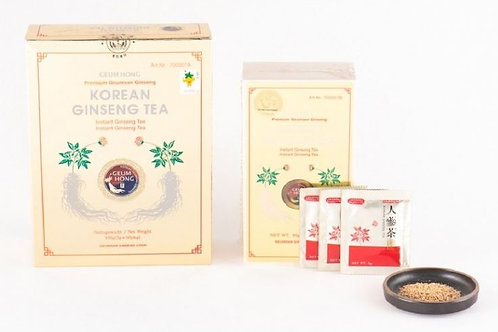 금홍 인삼차(3g x 30), Chá de Ginseng em caixa de madeira 3g*30