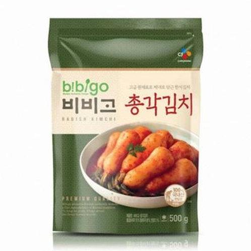 비비고 총각김치 500g, Chonggak Kimchi