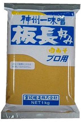 1kg, 일본된장, pasta soja, Itacho Shiro, miso claro