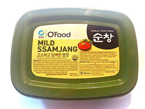 청정원 순창 고소하고 담백한 쌈장 170g, Mild Ssamjang