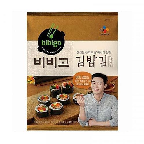 cj 비비고 김밥김 20g, GUIM alga marinha p/guimbab 20g