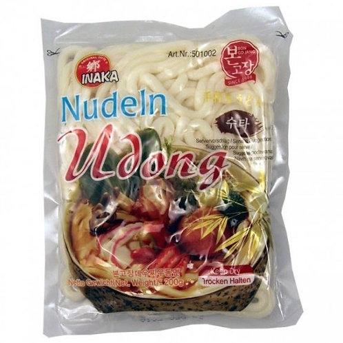 이나카 데우찌우동사리 200g, Inaka Deuchi Udon Noodles