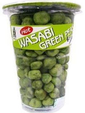 와사비 콩 28g, Wasabi Ervilhas verdes rábano