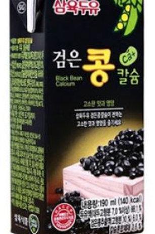 삼육두유 검은 콩 칼슘 190ml, Bebida Leite de soja preta
