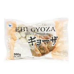 새우 만두 600g 20개입 , EBI Gyoza