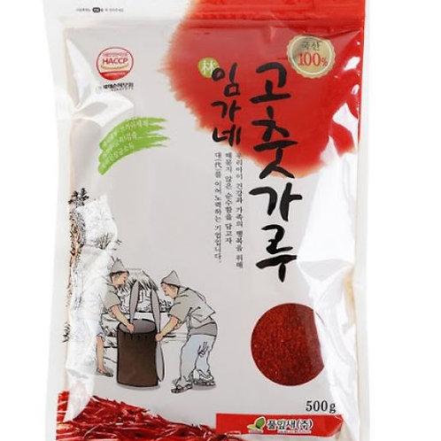 임가네 고춧가루 태양초 500g, Gochugaru para kimchi 500g