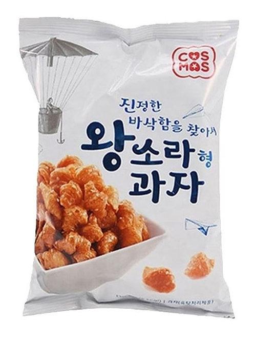 코스모스 왕소라형 과자 130g, Doce tipo Wang Sora