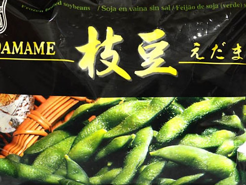 500 g, 껍질콩 에다마메, Edamame Soja Verde cozido