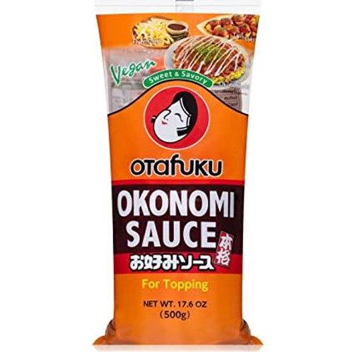 오타푸쿠 오코노미 소스 500g, Molho Okonomi Otafuku
