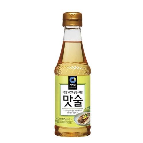 청정원 맛술 생강&매실410ml, MASSUL Gengibre e ameixa molho de cozinha 410ml
