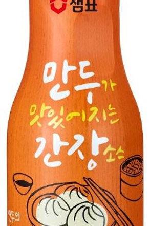샘표 만두가 맛있어지는 간장소스200ml, molho de soja para Mandu
