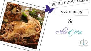 Ailes et moi : Poulet d'automne savoureux