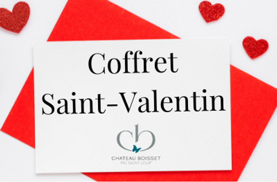 Coffret Saint-Valentin