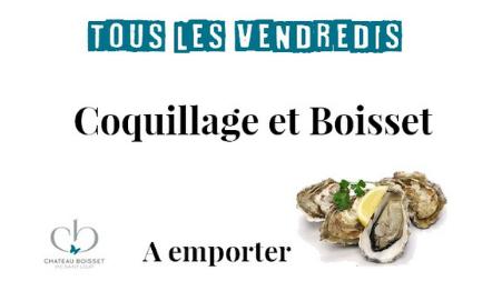 Coquillage et Boisset !
