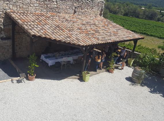 Séminaire domaine viticole
