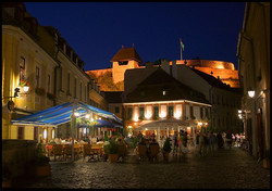 Tourist attractions Eger