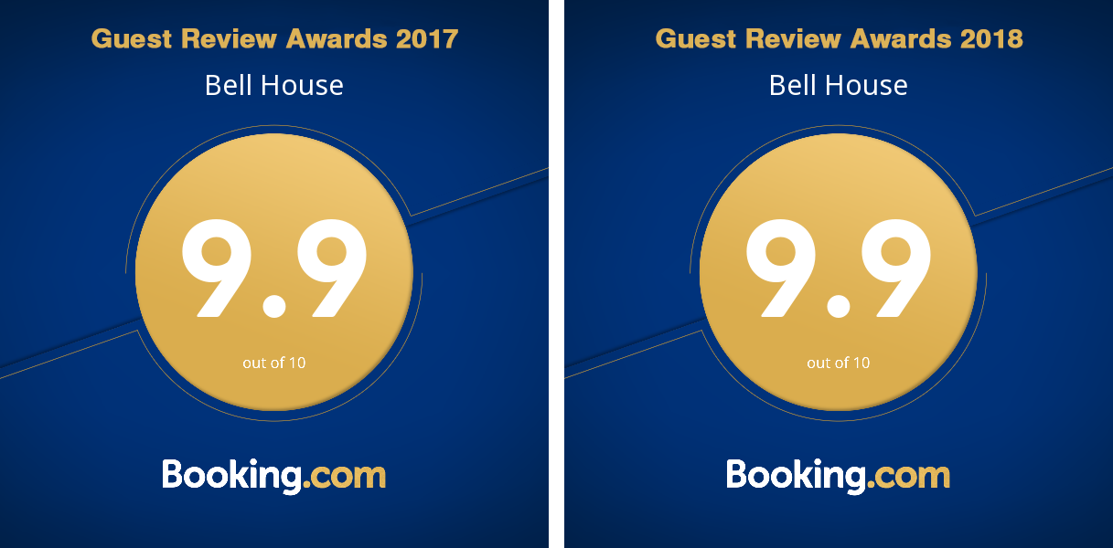 Booking Award 2017-2108
