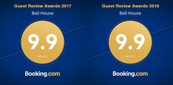 Booking Award 2017-2108