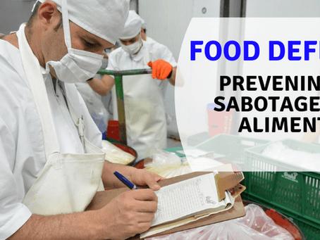 Food Defense – Prevenindo sabotagem em alimentos