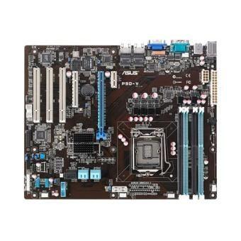 ASUS P9D-V Intel Xeon processor E3-1200 v3