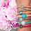 Thumbnail: Candy Gem Friendship Bracelet