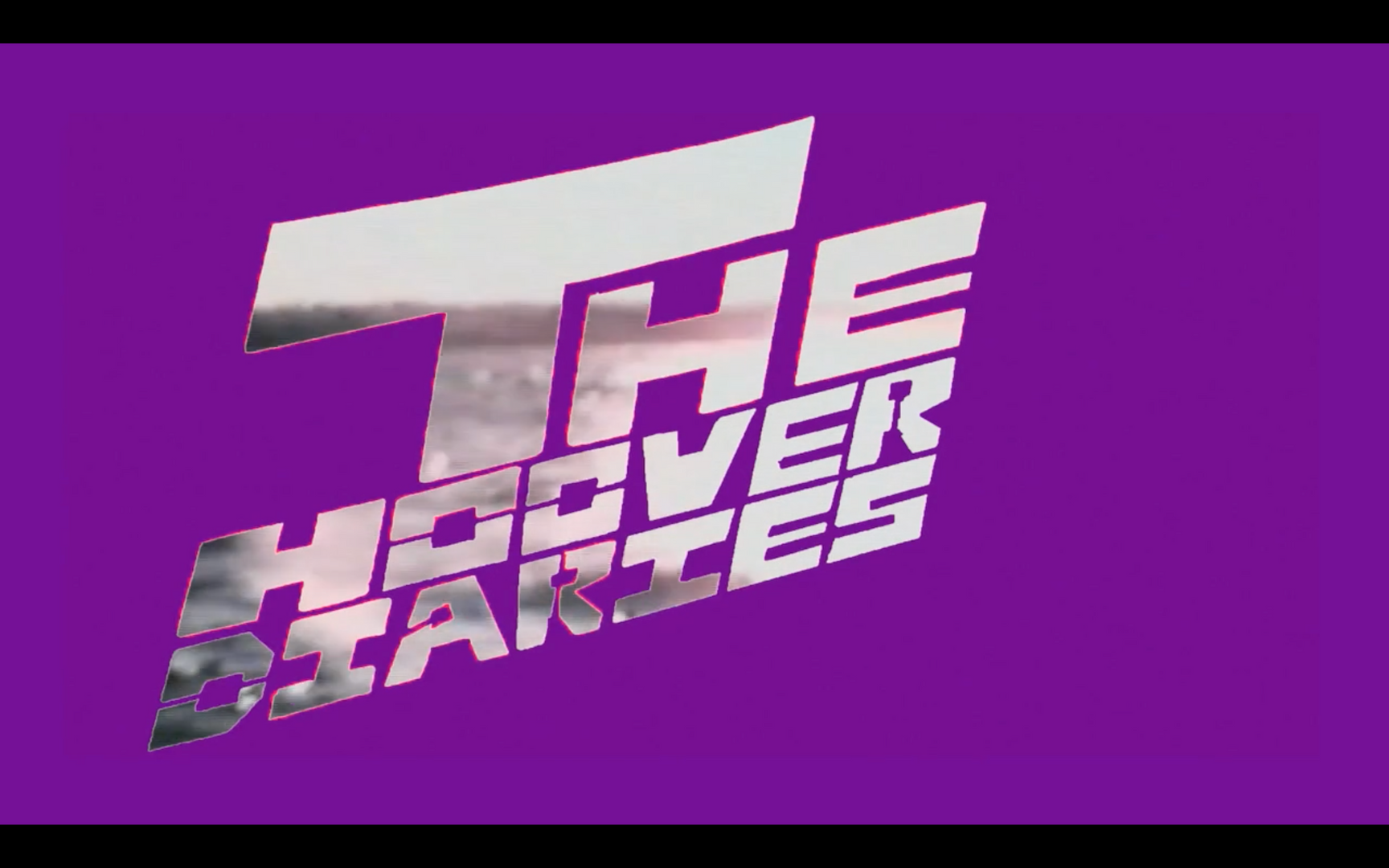 Amanda Newall, The Hoover Diaries. Video still.