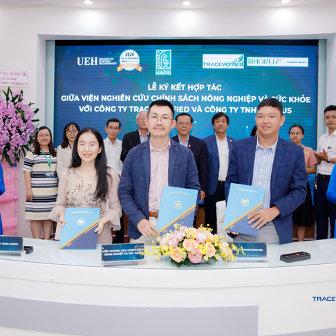 TraceVerified to support Vietnam SMEs in the agricultural sector through LinkSME project