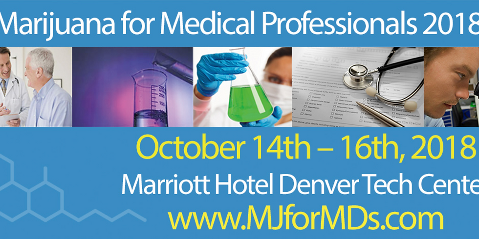 Talk at Marijuana for Medical Professionals (MJforMDs)