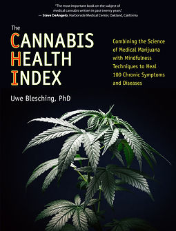 Uwe Blesching Ph.D., Cannabis Health Index,