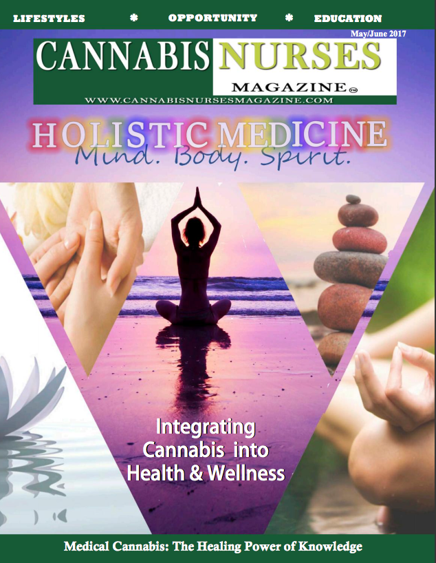 Cannabis Nurses, Cannabis Nurses Magazine,