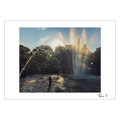 WASHINGTON SQUARE PARK SUMMER | Rico Cruz