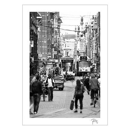 ( 52.3667-¦ N, 4.8945-¦ E ) In Transit | Rob Leung