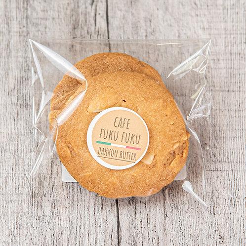 発酵バターのアーモンドクッキー