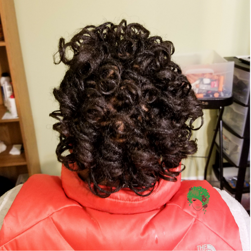 Interlocks with relaxed ends