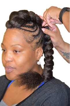 cornrow designs